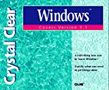 Crystal Clear Windows, Que Development Group Staff, 1565293576