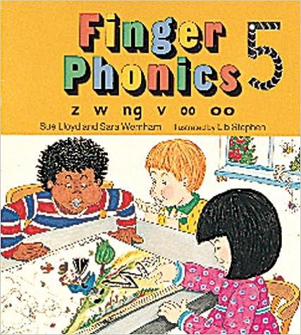 Finger Phonics 5