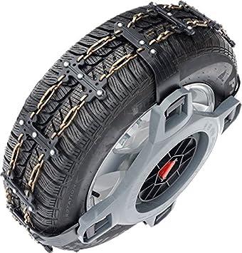 Cadenas de nieve Spikes Spider Sport Grupo XL con kit de adaptadores de 22 mm: Amazon.es: Coche y moto