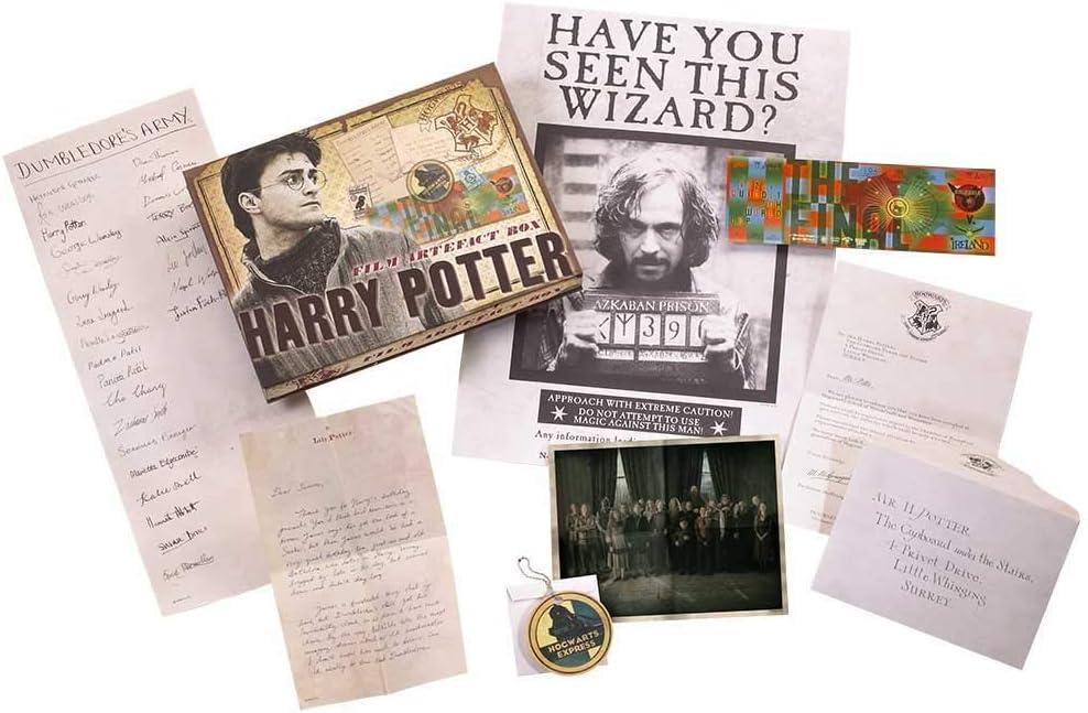 The Noble Collection Harry Potter Caja de artefactos: Amazon.es ...