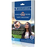 NANOCLEAN GLOBAL Nasofilters,Medium(Brown) - Set Of 1 Box