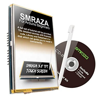 Smraza 3 5 Inch TFT LCD 480x320 RGB Pixels Resisitive Touch