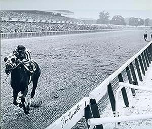 Ron Turcotte autographed 8x10 photo (Horse Racing Jockey Secretariat) Image #SC5 - Autographed Horse Racing Photos