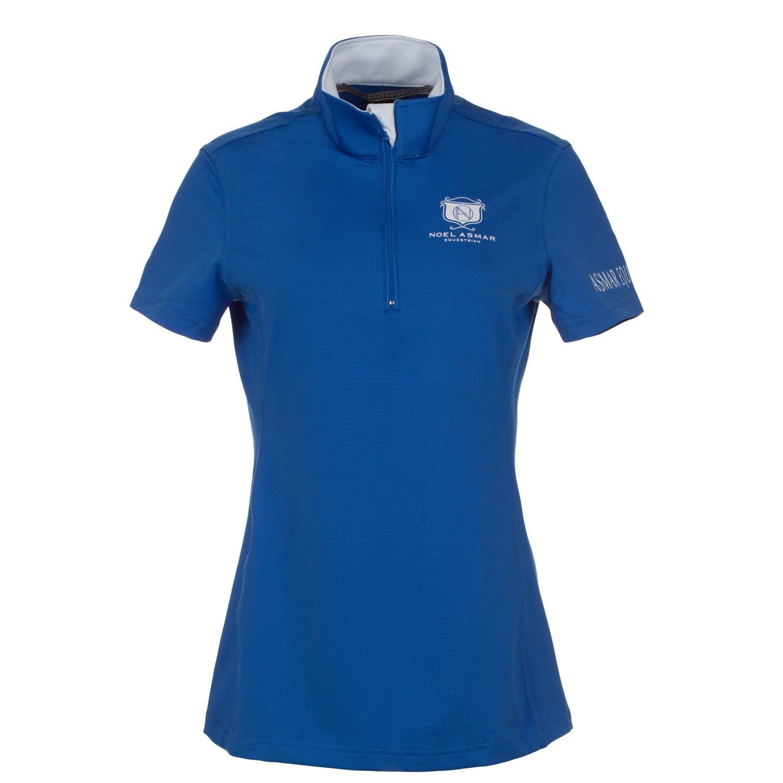 Women's Noel Asmar Equestrian Asmar Short Sleeve Sun Shirt