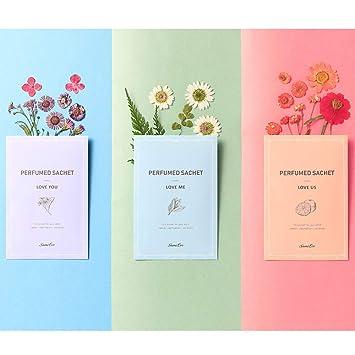 Amazon.com: Sumi Eco bolsas perfumadas, desodorante de aire ...