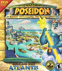 Zeus Expansion: Poseidon - PC: Video Games - Amazon com