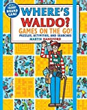 Where's Waldo? Games on the Go!: Puzzles, Activities, and Searches