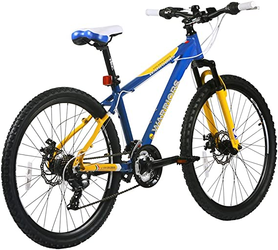 NBA GOLDEN STATE WARRIORS adulto bicicleta, pequeño, Royal Blue ...