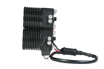 Outstanding Amazon Com Kc Hilites 280 Flex Led Quad Combo Lighting System Wiring Digital Resources Dylitashwinbiharinl