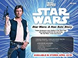 2018 Topps Star Wars: Han Solo Movie - Value Box