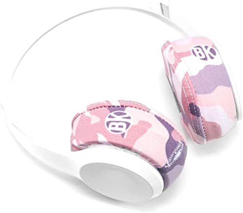 Beat Kicks Protective Headphone Covers Mini, Rose Gold Camo