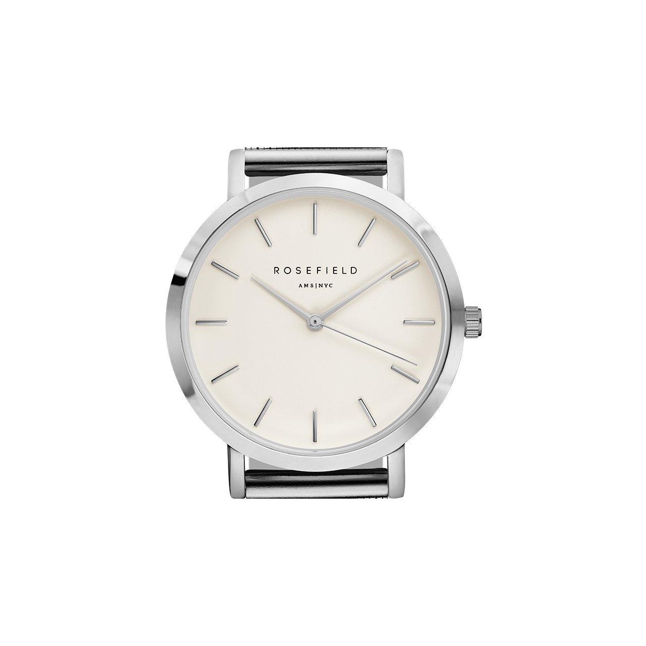 Rosefield Reloj Analógico para Mujer de Cuarzo con Correa en Metal TWS-T52: Amazon.es: Relojes