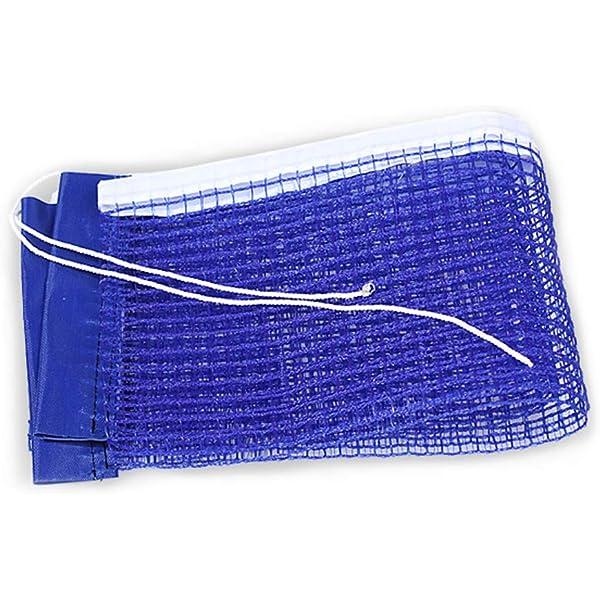 Isuper Deporte Tabla Portable de Nylon Tenis Neto de sustituci/ón Durable a Prueba de Agua Suministros de Ping-Pong Neto Mesa de Ping Pong