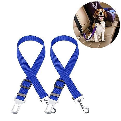 Home Holic Cinturones de Seguridad para Perros y Mascotas, arnés ...