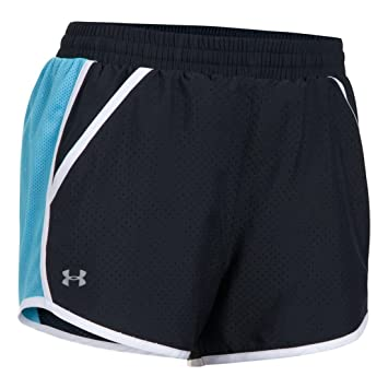 bf0bf4bb512d Under Armour Damen Fly by Perforated Shorts Kurze Hose  Amazon.de ...