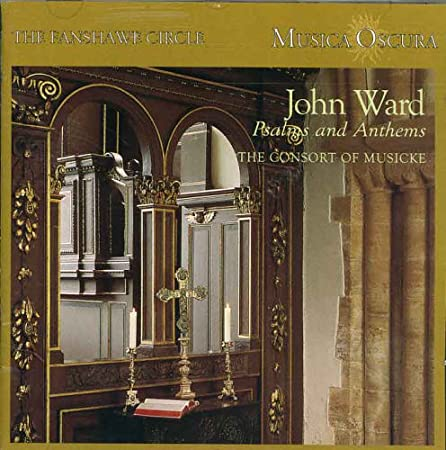 Ward: Psalms & Anthems Columns Classics - Musica Oscura