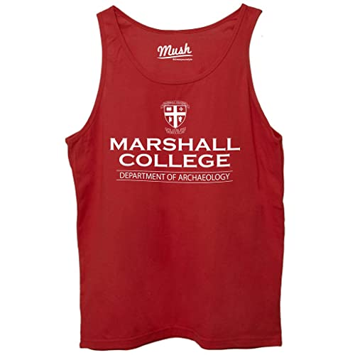 Canotta MARSHALL COLLEGE INDIANA JONES - FILM by Mush Dress Your Style