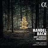 Handel; Bach: Dixit Dominus Magnificat