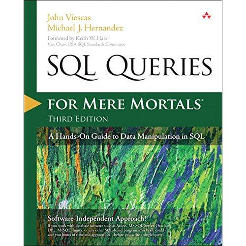 sql queries for mere mortals 3rd edition скачать