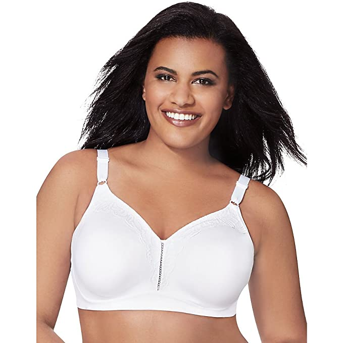 90a97d931f3 Just My Size Women s Perfect Lift Wire Free Plus Size Bra (1212)   Amazon.ca  Clothing   Accessories