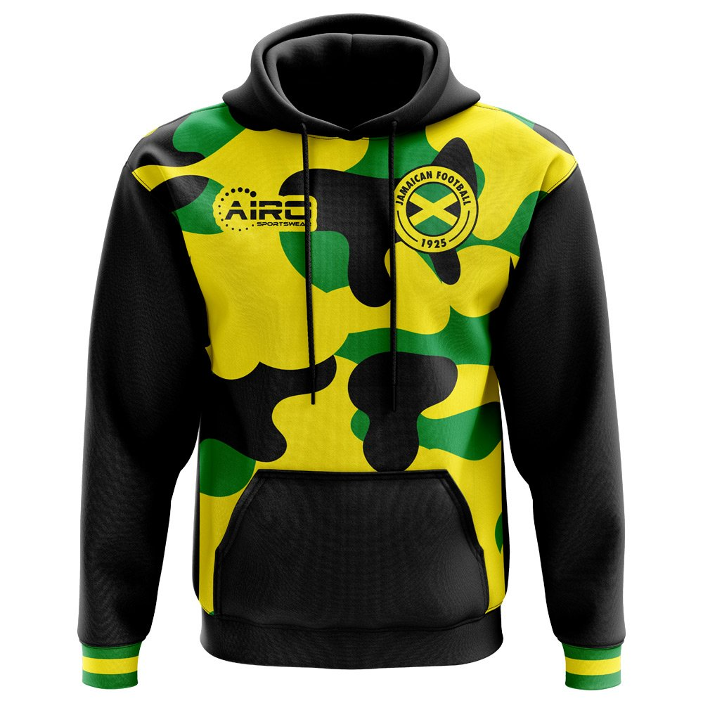 Airo Sportswear 2018-2019 Jamaica Home Concept Hoody