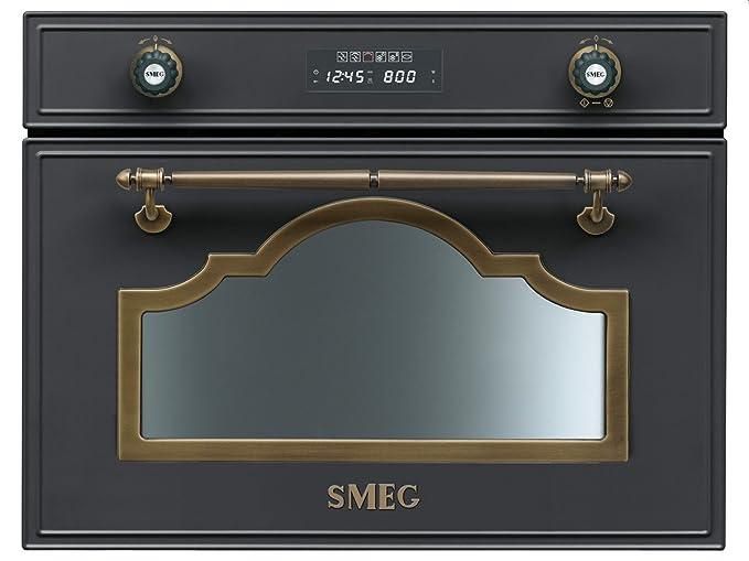 Smeg SC745MAO - Microondas (Integrado, 34 L, 1000 W ...
