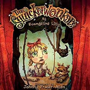 The Squickerwonkers Hörbuch