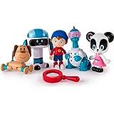 Noddy - Pack 5 Figuras (Bizak 61922112)