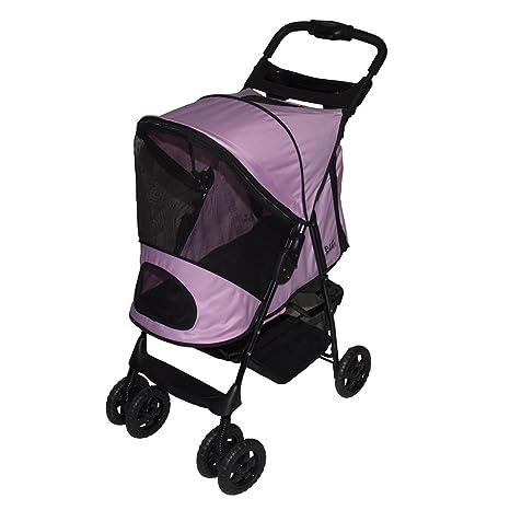 Gear Happy senderos, mascotas carrito con protector impermeable para gatos y perros hasta 30-