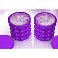 Ice Cube Maker Genie Silicone Space Saving Ice Cube Maker The Revolutionary Space Saving Ice Cube Maker