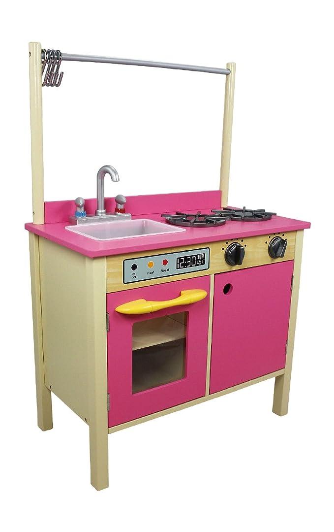 Teamson Kids - Armada de cocina , color Rose marino