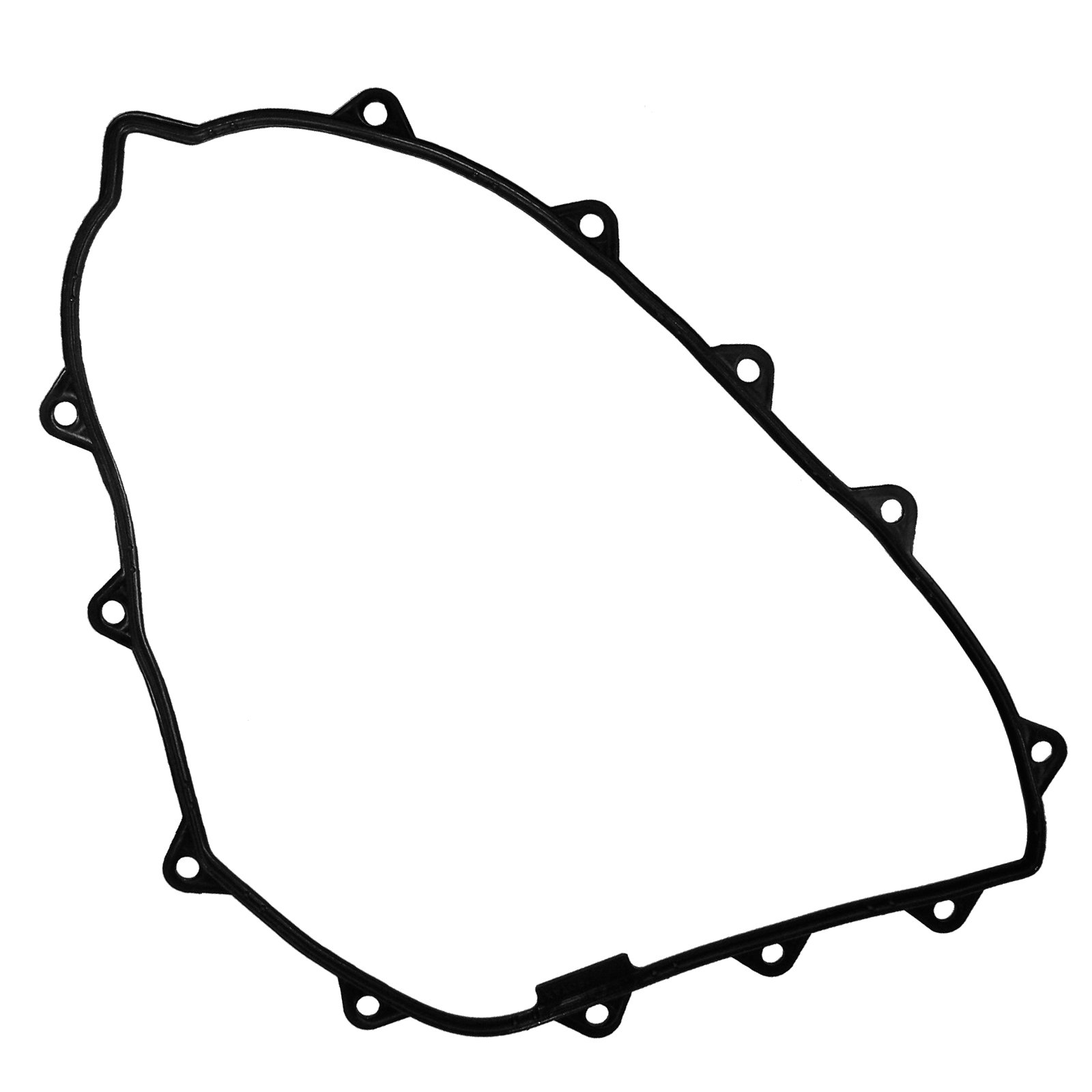 CALTRIC TRANSMISSION CLUTCH COVER GASKET FITS CAN-AM COMMANDER 1000 2011-2015