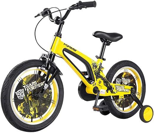 Bicicleta para niños 3-6-8 años de edad Hombre y mujer Bebé ...
