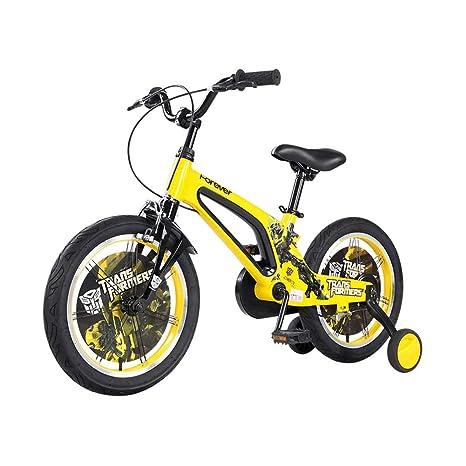 Bicicleta para niños 3-6-8 años de edad Hombre y mujer Bebé Bicicleta