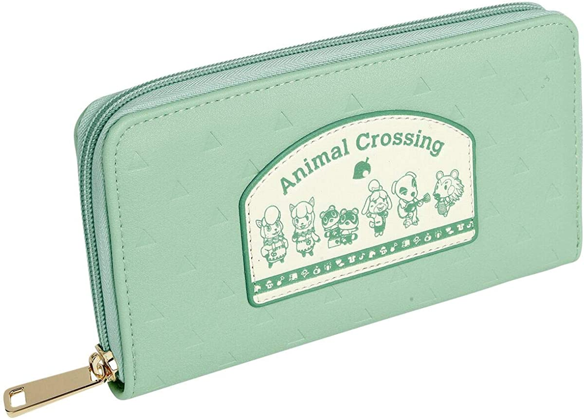 Difuzed Women's Zip Around Wallet Purse, Green, std