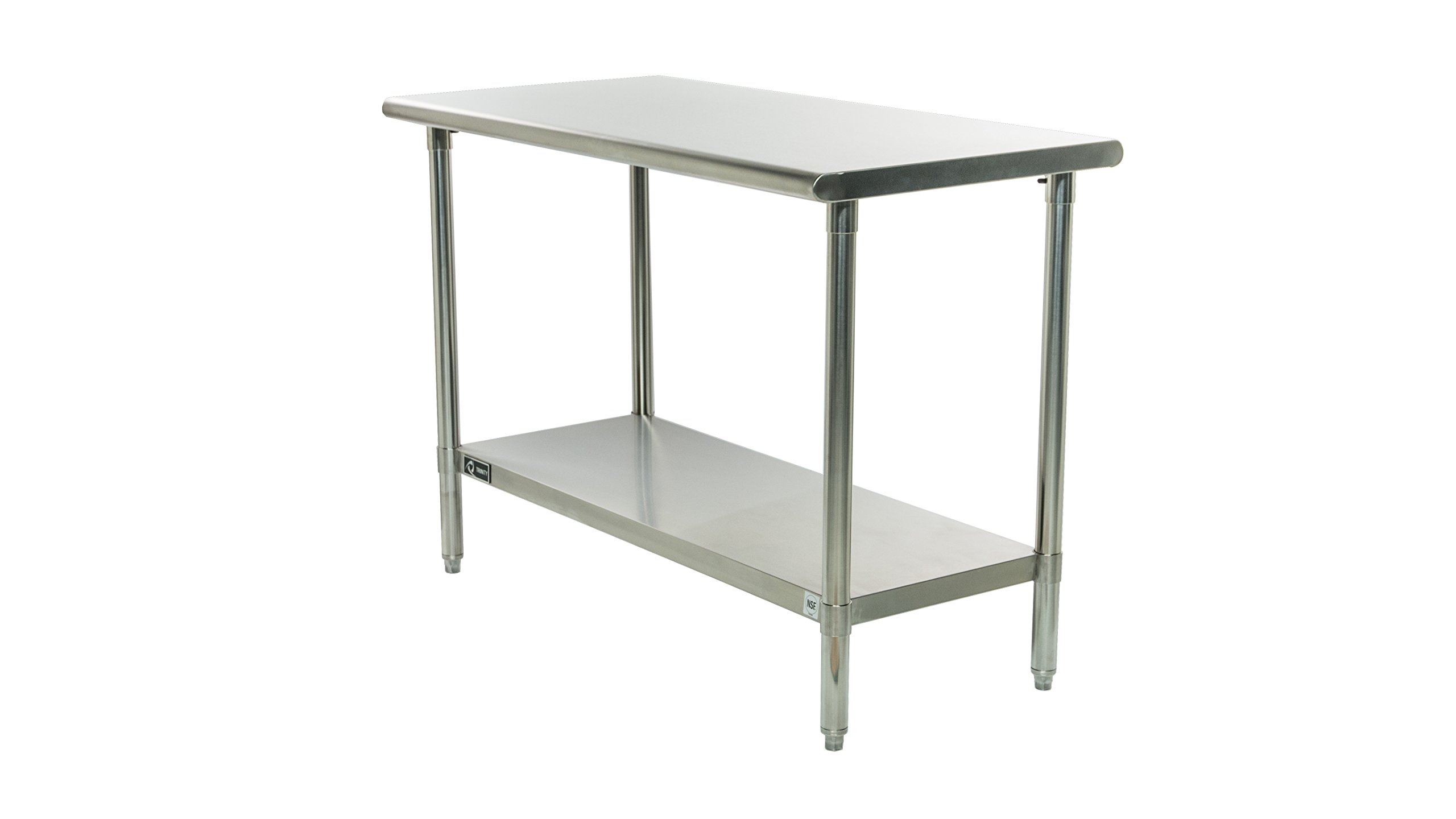 TRINITY EcoStorage NSF Stainless Steel Table, 48-Inch by Trinity (Image #6)
