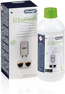 De'Longhi EcoDecalk, Natural Descaler for Coffee Machines 500ML, DLSC500