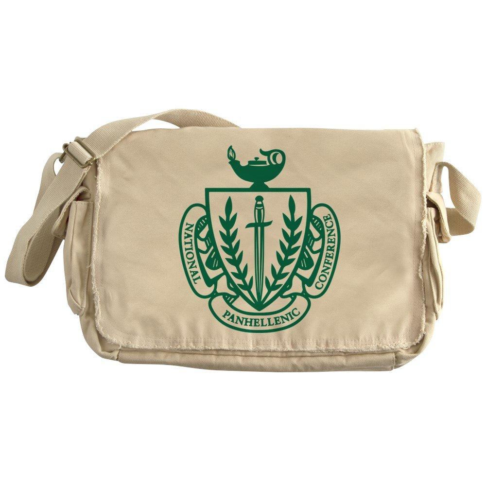 CafePress - NPC Coat Of Arms - Unique Messenger Bag, Canvas Courier Bag