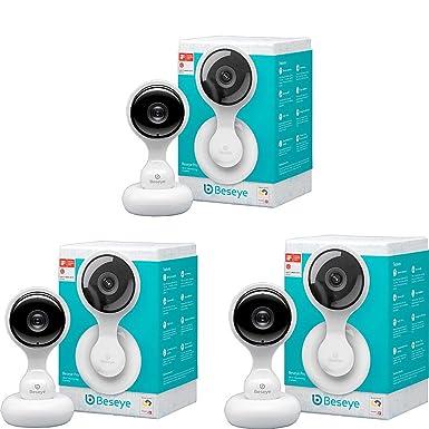 beseye Cam cámara de seguridad Smart Home 2 megapíxeles Full HD grabador de vídeo vigilancia con