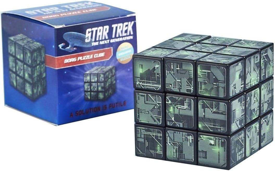 STAR TREK: TNG Borg Puzzle Cube