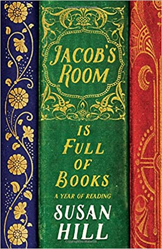 Image result for jacob's room is full of books