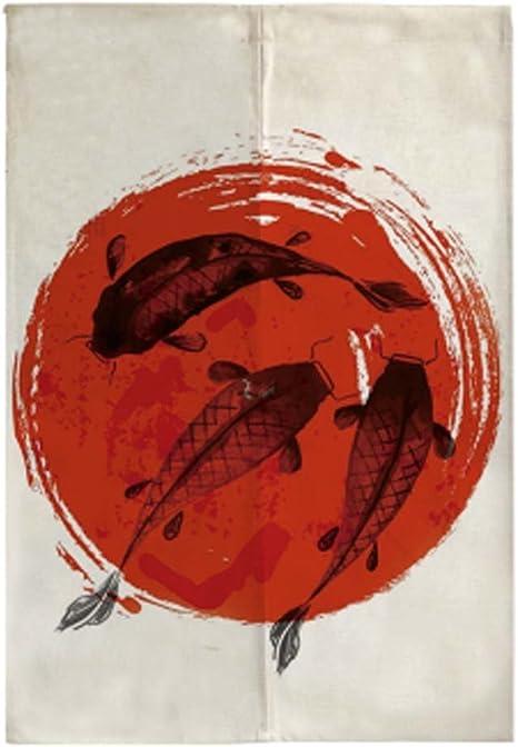 M3 Malt Black Temptation Rolle die japanische Art h/ängende Malereien gl/ückliche Katze