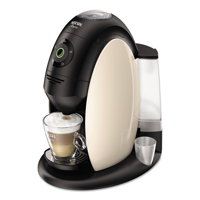 Nescafe Alegria nes34341 510 Countertop cafetera, Cafe Americano Espresso Lungo capuchino Latte: Amazon.es: Amazon.es