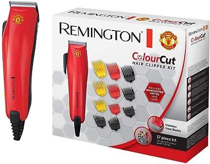 Remington HC5038 ColourCut - Cortapelos Edición Manchester United ...
