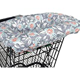 Balboa Baby Shopping Cart & High Chair Cover - Grey...
