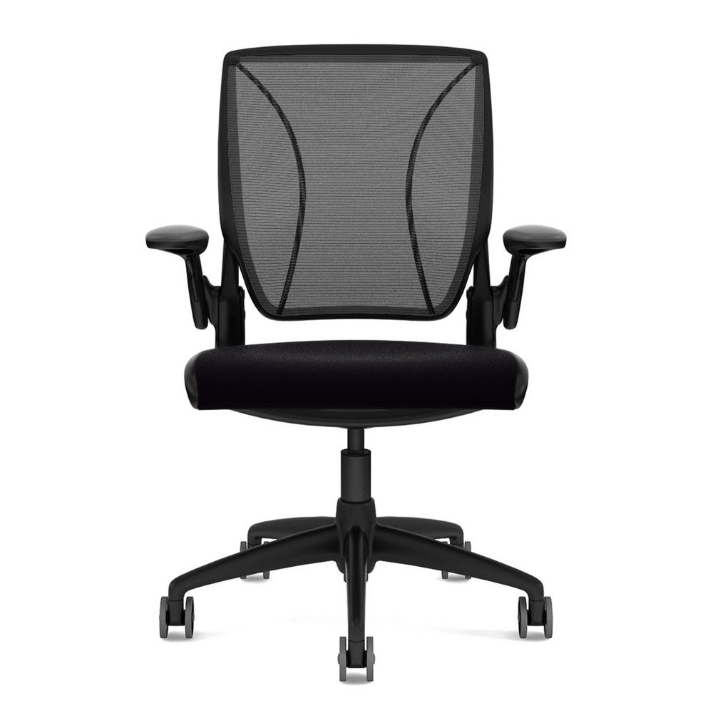 Human Scale W11BM10V101 Different World Chair