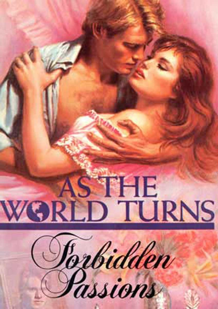 Forbidden Passions   As the World Turns, Cooper, Sonni