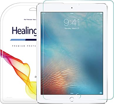 Healing Shield AB ANTI-BLUE LIGHT Compatible with Apple iPad Pro 10.5 inch Healing Shield 2017 // Screen Protector for Apple iPad Pro 1 + 2 PACK Screen Protection Film for Apple iPad PRO 10.5
