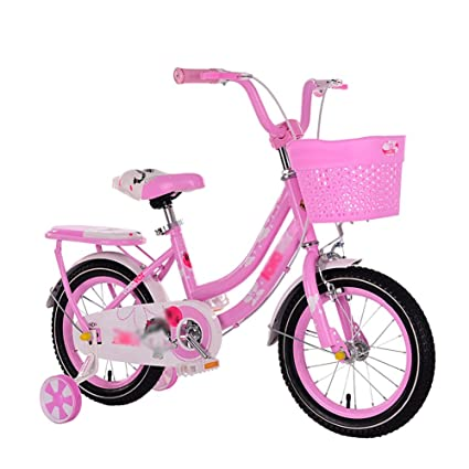 cae1f1b87db Kids  Balance Bikes Pink Boy and Girl Baby Carriage Pedal Children s  Bicycle 2-3