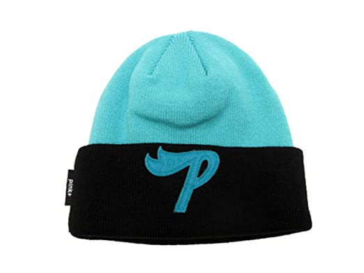 Pink Dolphin P Beanie (one size fits all b89d2c525940